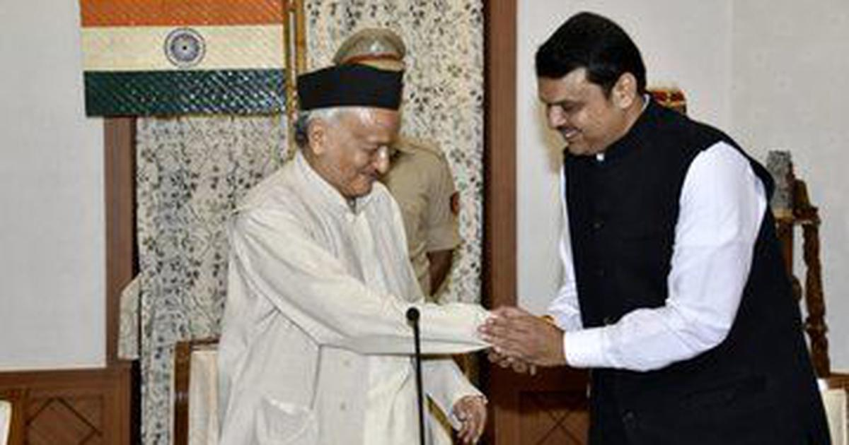 Devendra Fadnavis takes oath as Maharashtra CM, NCP's Ajit Pawar as deputy; Modi congratulates them