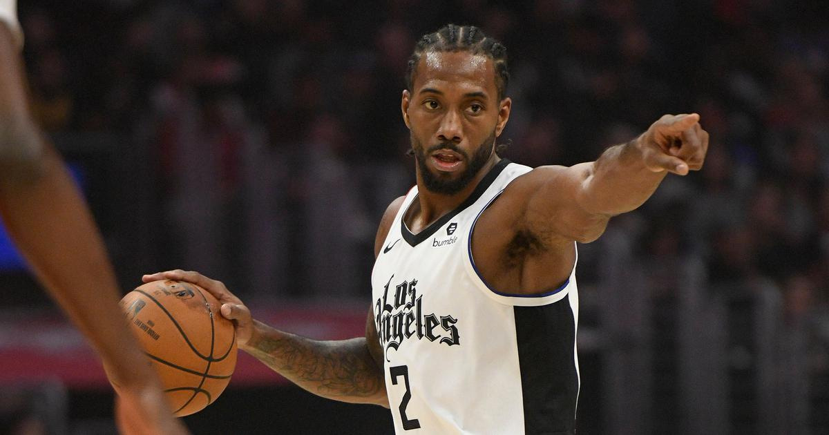 NBA wrap: Leonard stars as Clippers beat Rockets in thriller; Davis, James guide Lakers to victory
