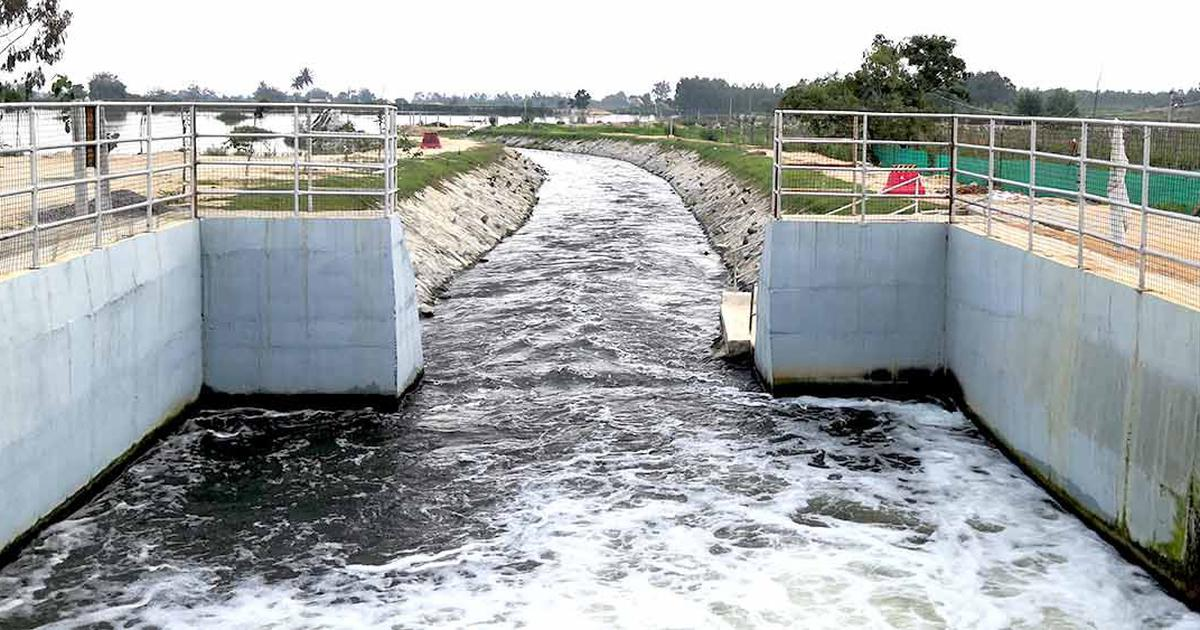 Why domestic wastewater from Bengaluru is being sent to Kolar and Chikkaballapur