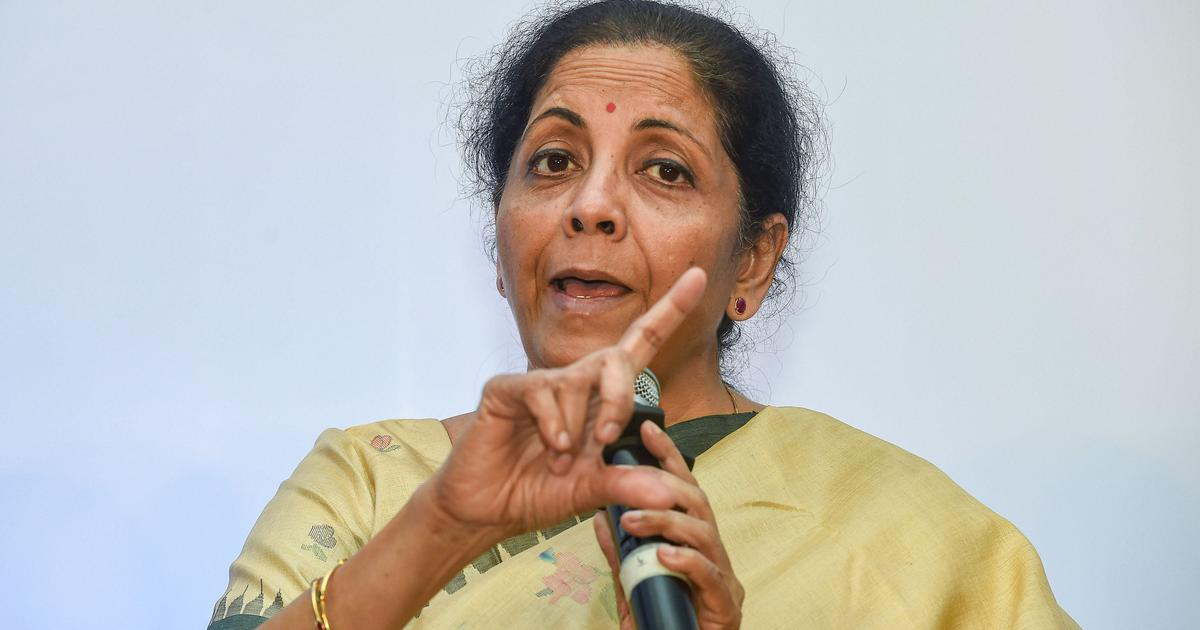 Finance Ministry lists steps taken to boost economy, Sitharaman says results have begun to show