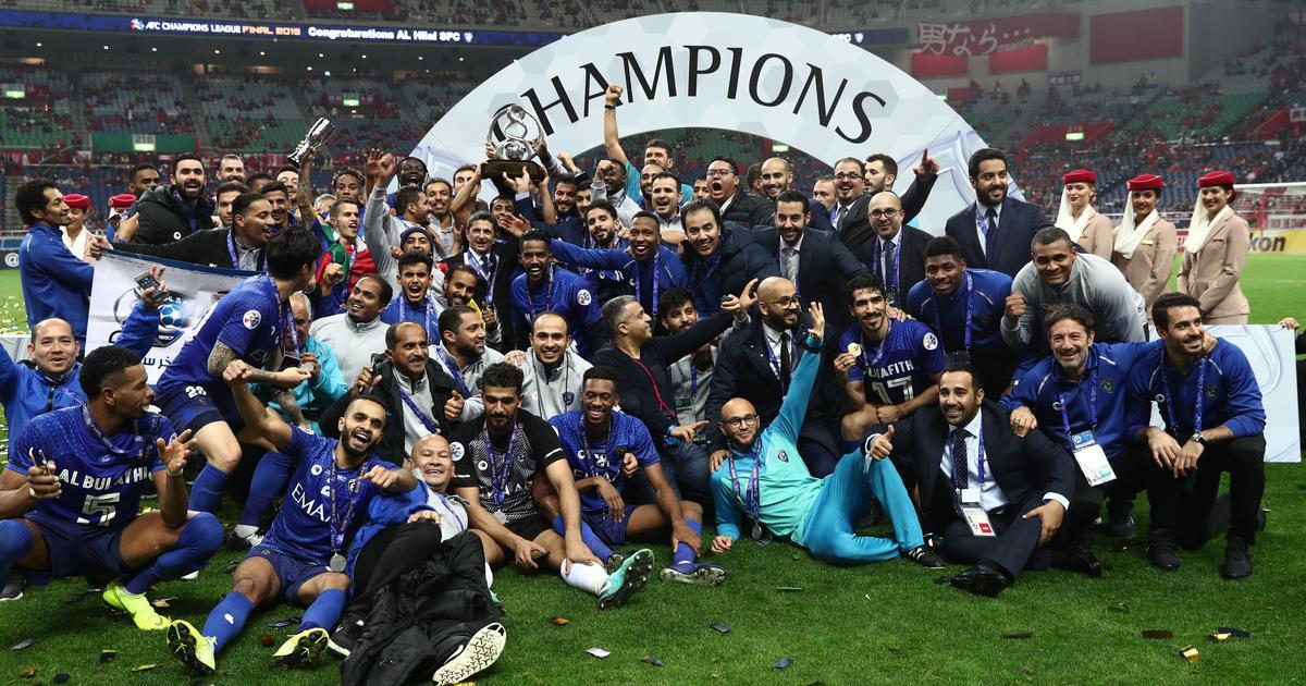 Football: Saudi Arabia giants Al Hilal beat Urawa Red Diamonds to clinch third AFC Champions League