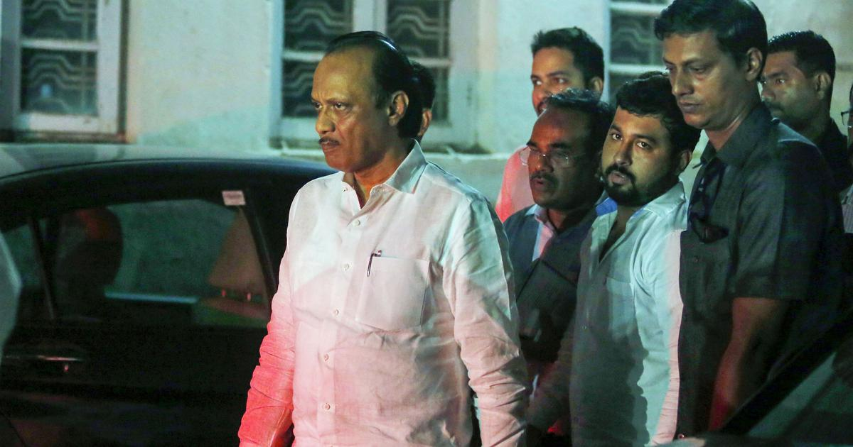 Maharashtra: Ajit Pawar, Devendra Fadnavis hold late night meeting, CMO says for farmers' matters