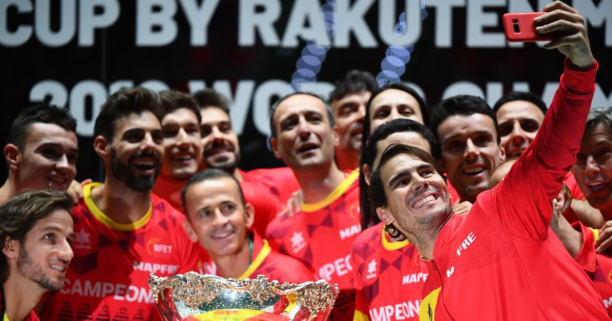Davis Cup Rafael Nadal Leads Spain To Sixth Title With Win Over Canada S Denis Shapovalov