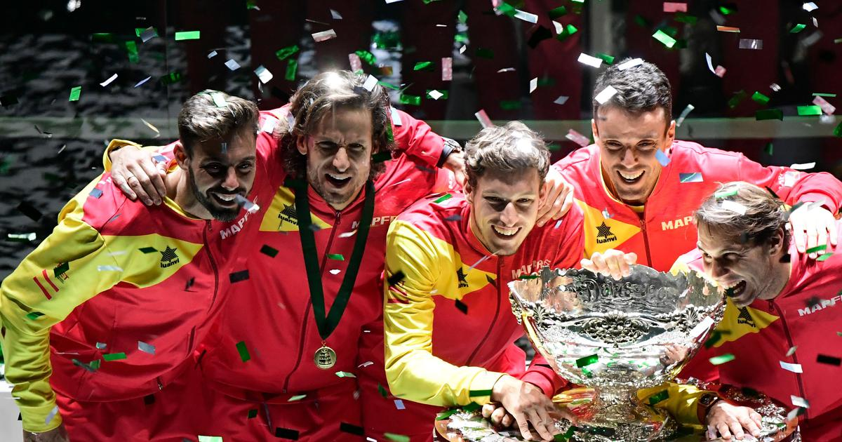 Nadal's career is one long list of superhuman efforts: Twitter reacts to Spain's sixth Davis Cup
