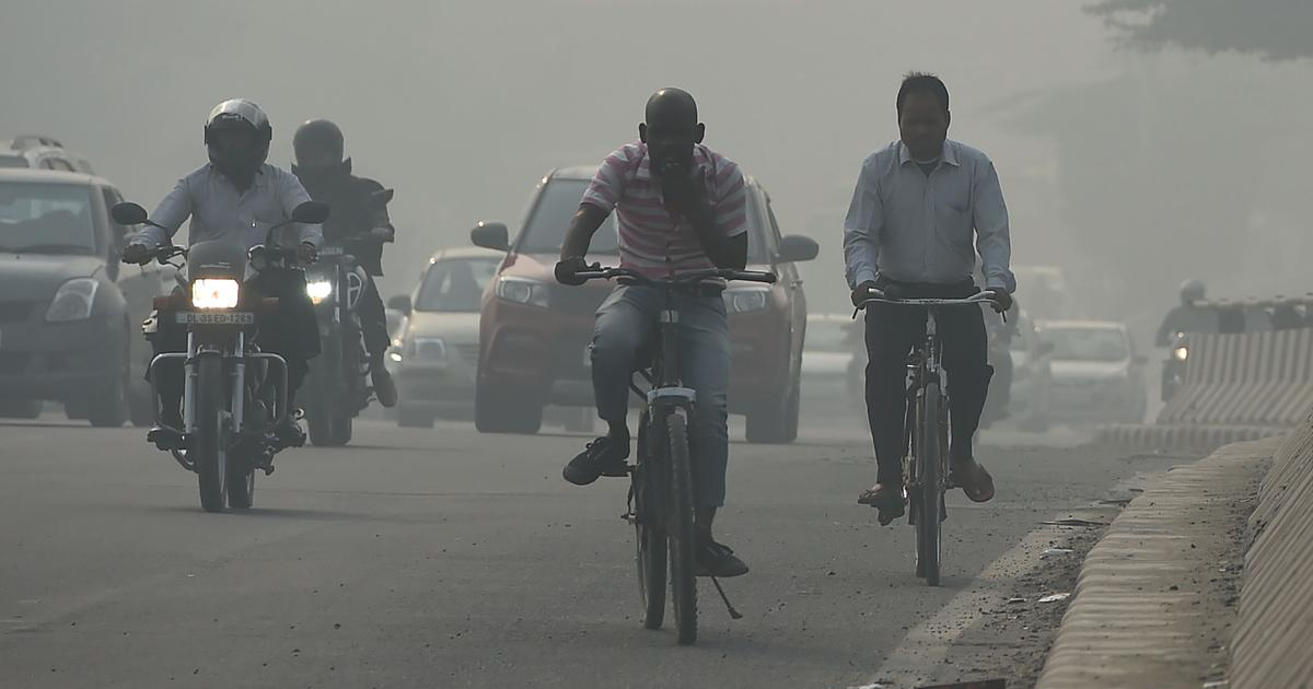Delhi's fight against air pollution could get a boost if science was decolonised