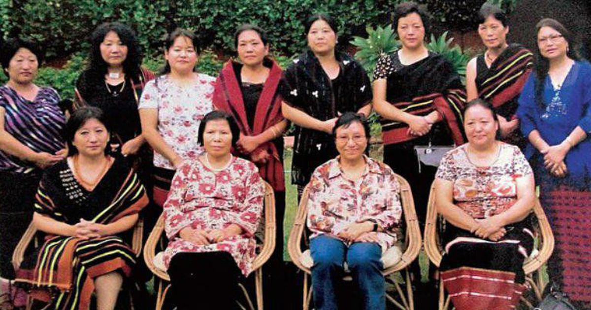 The mothers of Nagaland are taking it upon themselves to keep the peace – yet again