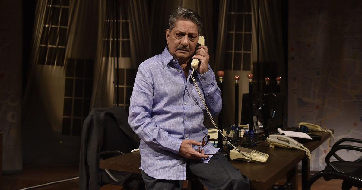 Amol Palekar interview: 'The challenge is always to try something else'