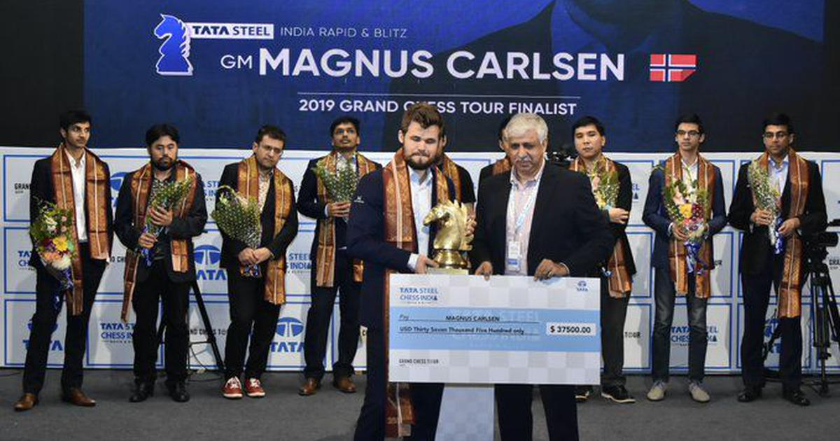 Tata Steel Chess: Anand fails to qualify for World Finals, Carlsen wins with record points tally