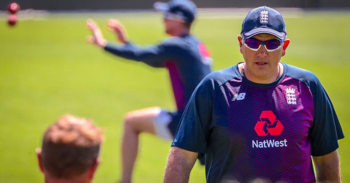 Cricket: First-innings runs a priority for England coach Silverwood ahead of South Africa Test tour