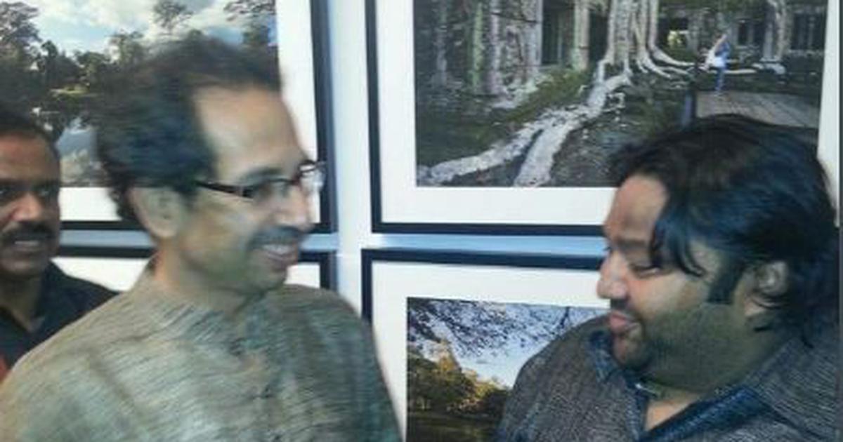 कांग्रेस से हाथ मिलाने पर नाराज शिवसेना नेता ने पार्टी छोड़ी, कहा - अंतरात्मा इजाजत नहीं देती