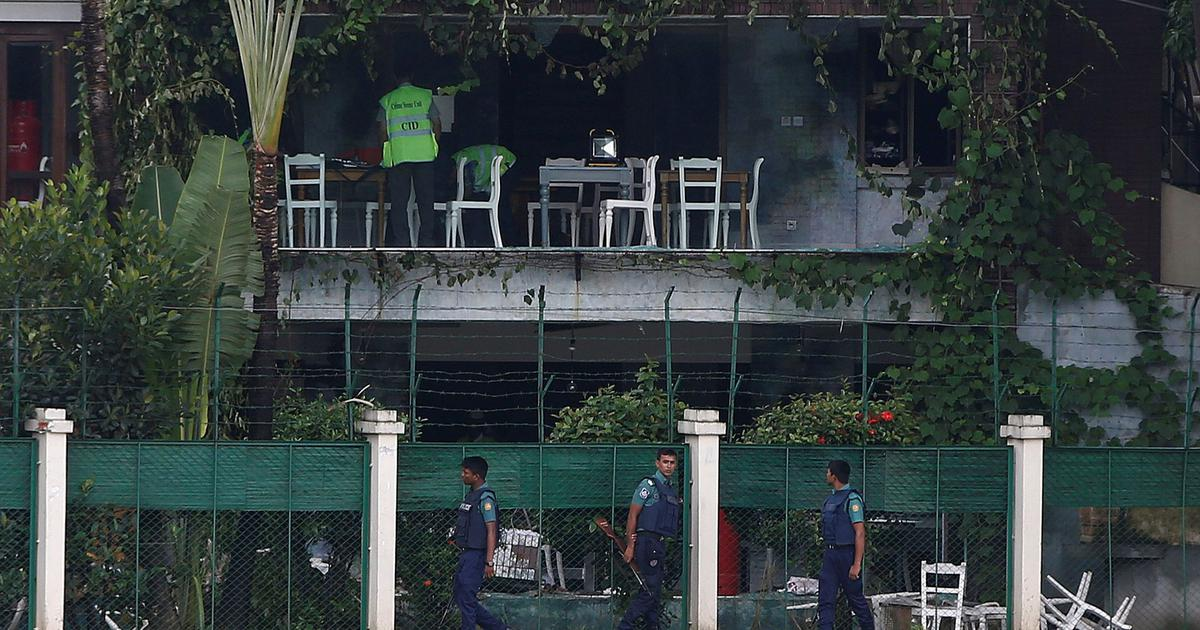 Bangladesh: Court sentences seven militants to death for 2016 Dhaka cafe attack