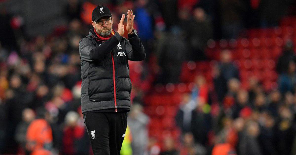 Champions League: Jurgen Klopp wants Liverpool to enjoy the most intense period of thier lives
