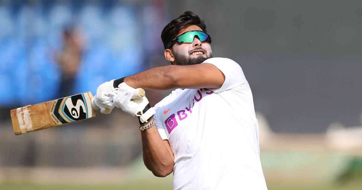 Rishabh Pant hasn't been able to justify the faith of the team management: VVS Laxman