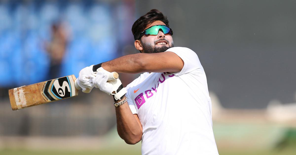 Rishabh Pant BCCI / Sportzpics