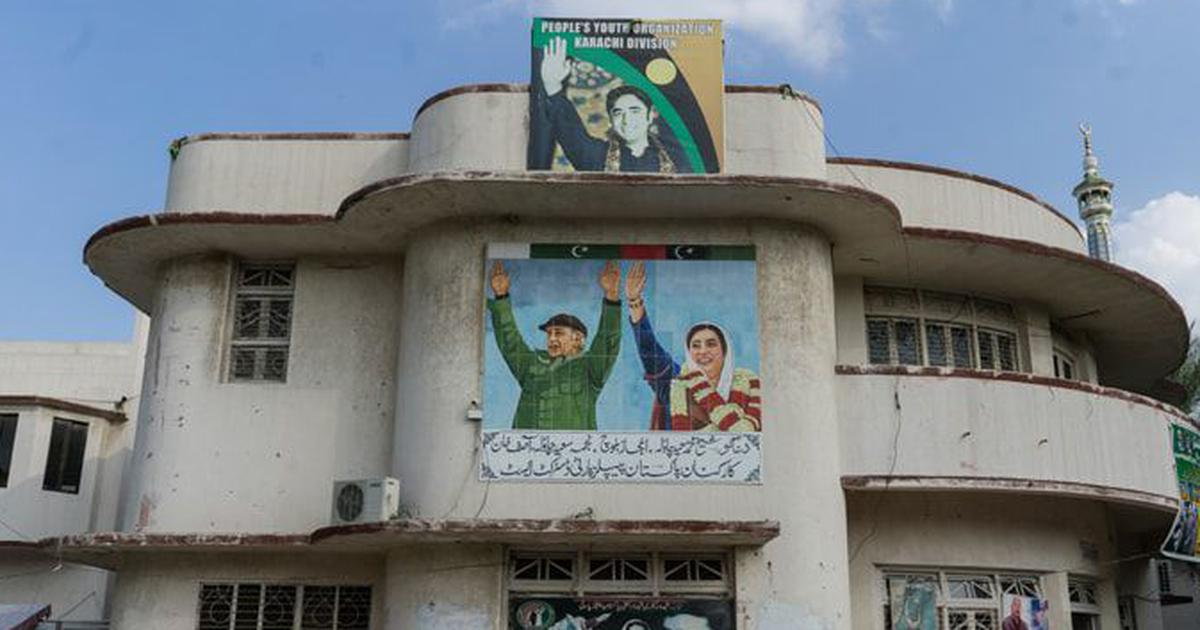 Heritage buildings housing Pakistani parties' headquarters in Karachi's  suffer from neglect