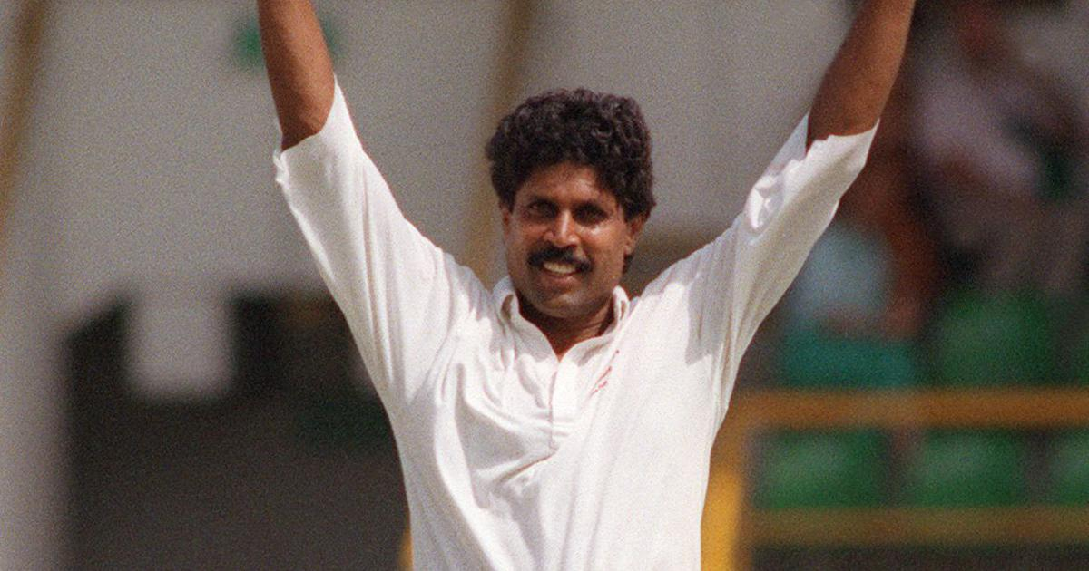 Playing through pain: When injured Kapil Dev bagged a five-for to help India stun Australia in 1981