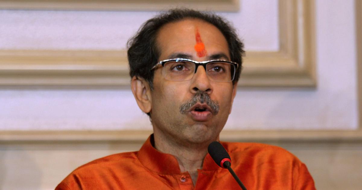 Coronavirus: Wearing masks mandatory for six months in Maharashtra, says CM Uddhav Thackeray