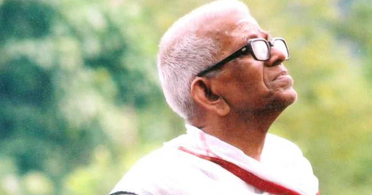 Poet Akkitham's Jnanpith award recognises an epic literary journey out of tradition into modernity