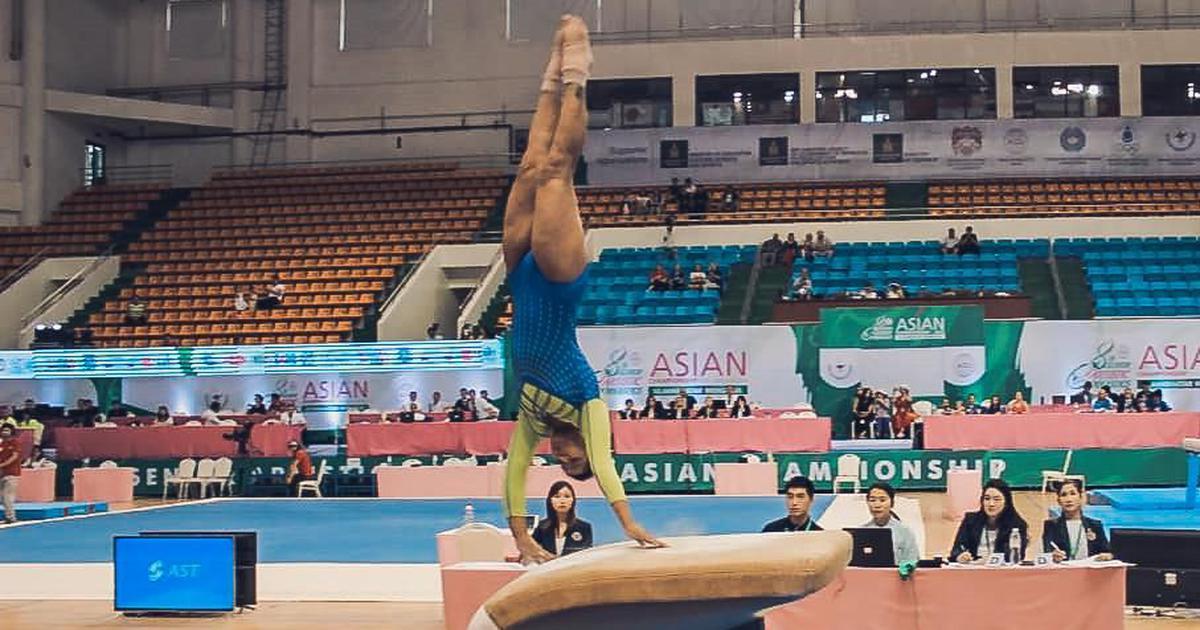 Gymnastics: International federation recognises India's new national governing body