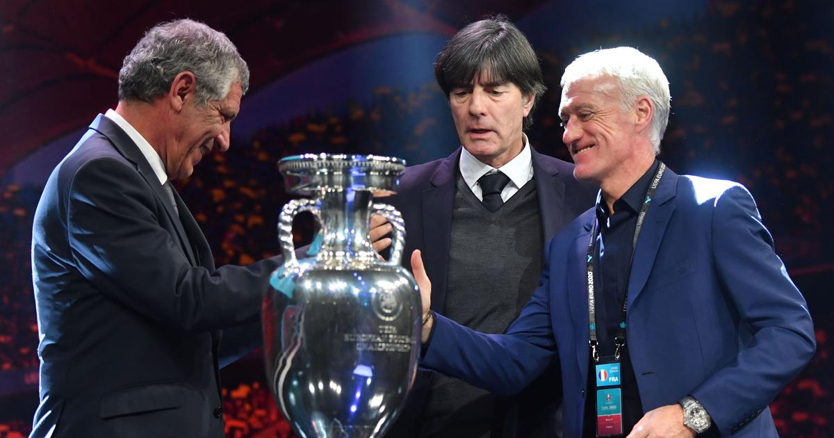 Euro 2020: World champions France, Germany, Portugal drawn in same group