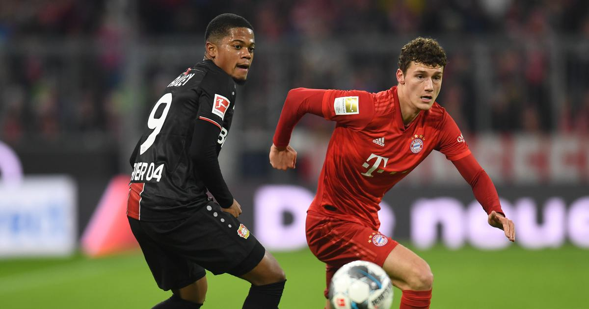 Bundesliga: Bayern Munich crash to home defeat against 10-man Bayer Leverkusen