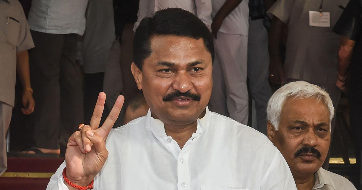 Congress appoints Nana Patole Maharashtra unit chief, replaces Balasaheb Thorat