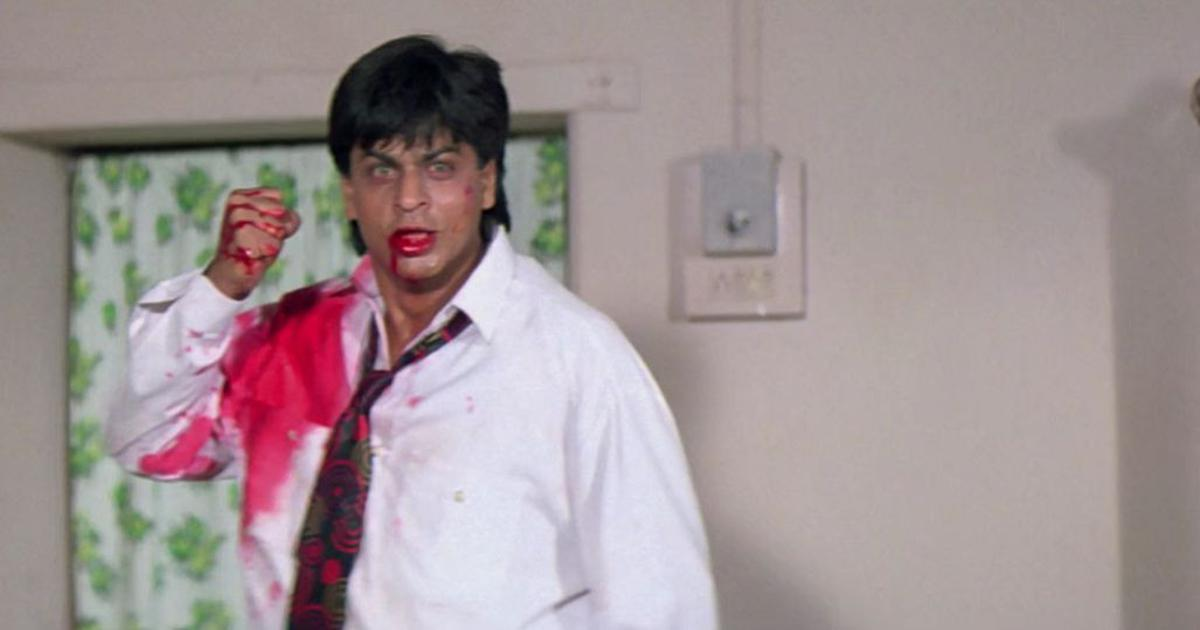 Behind the scenes: How Shah Rukh Khan gambled on a role rejected by Aamir and Salman