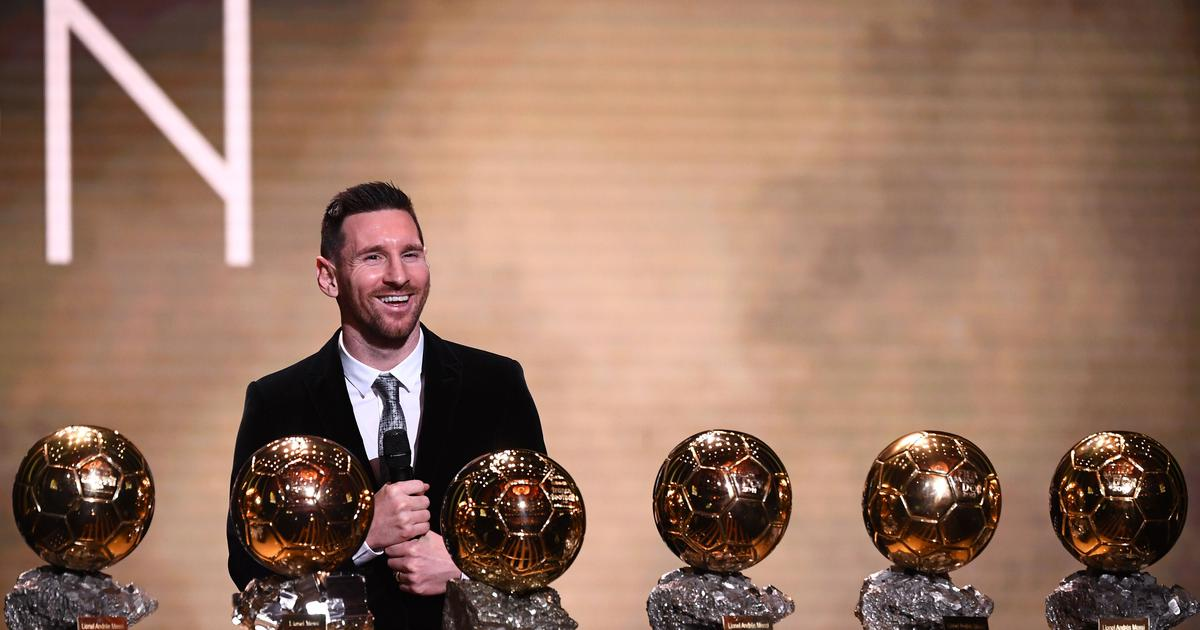 Ballon d'Or data check: Messi and Ronaldo's domination of prestigious award is out of the world