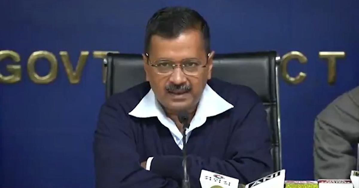 Delhi government to provide 15 GB free data per month for residents, says Arvind Kejriwal