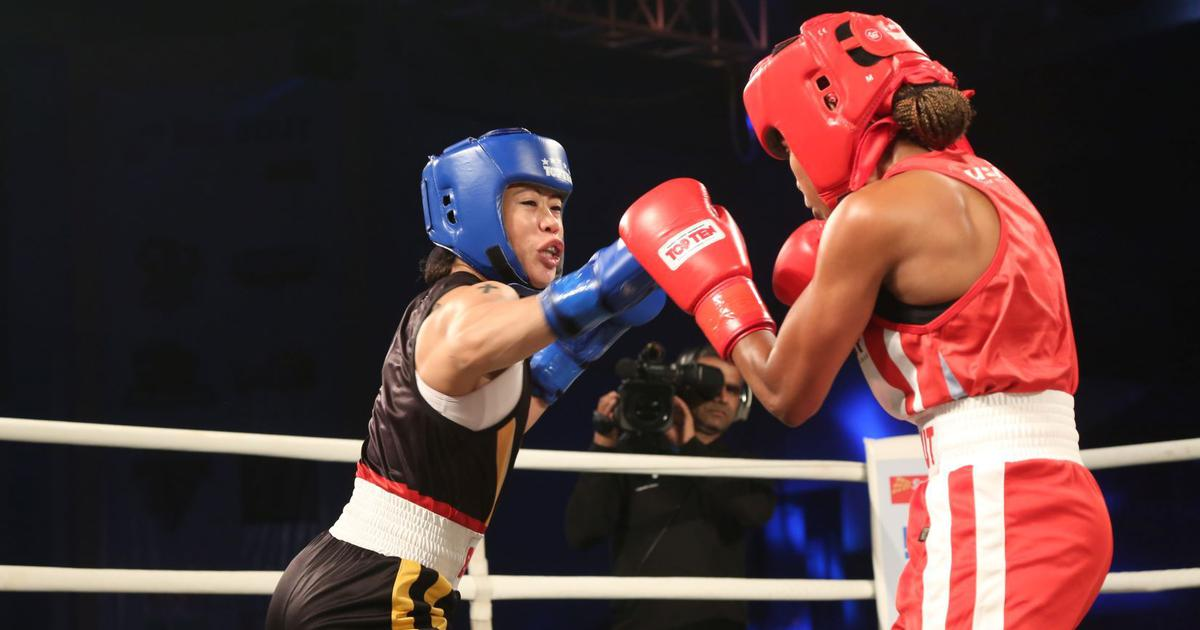 Boxing: Mary Kom stars as Punjab Panthers register dominant win against Bombay Bullets
