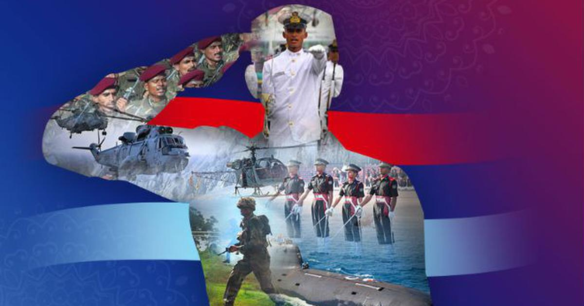 Armed Forces Flag Day: History and significance of this day