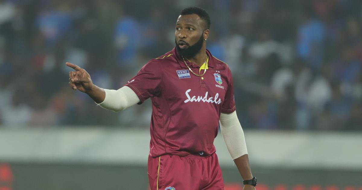 Pollard's best bowling figures in vain as West Indies-Ireland second T20I abandoned due to rain