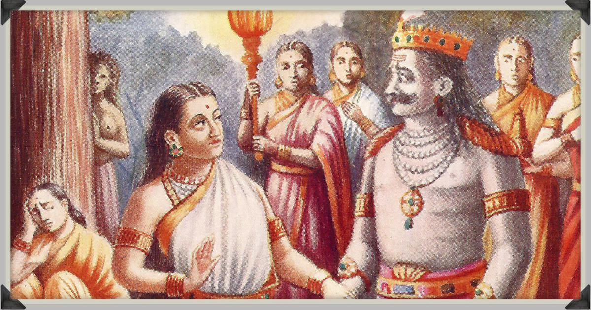 Who was Mandodari? Each version of the Ramayana gives Ravana's wife a different role and story