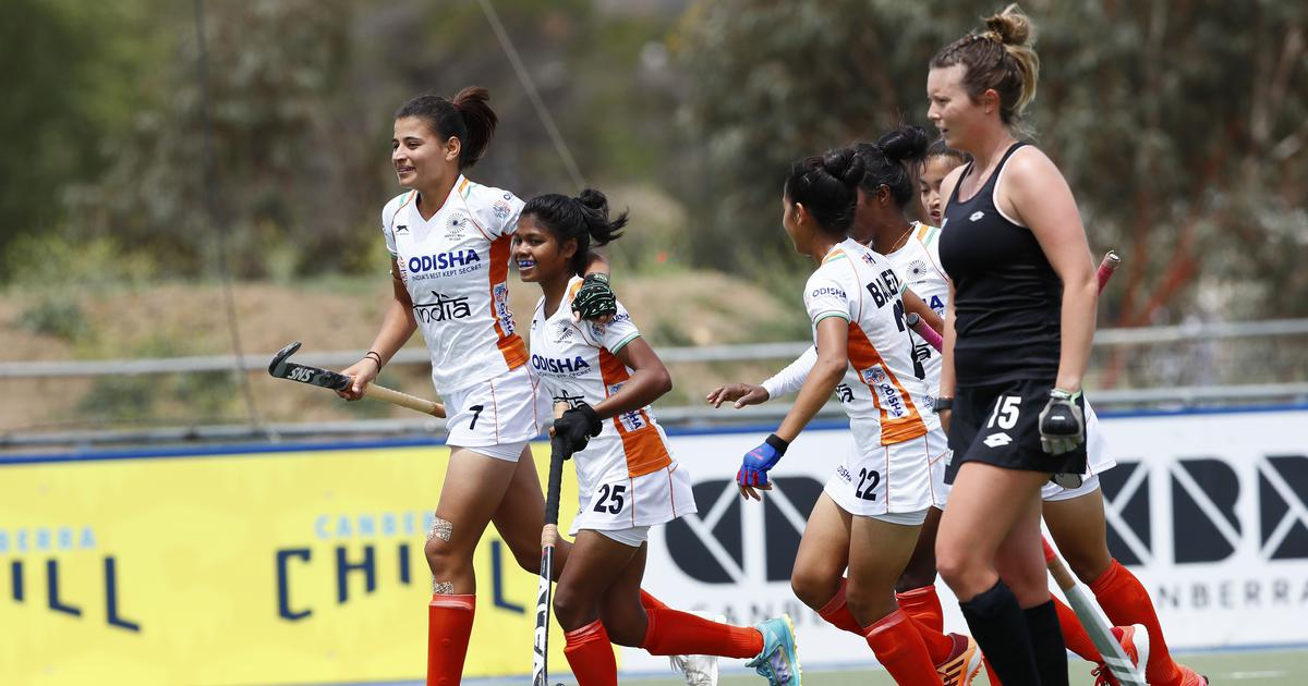 Hockey: Sharmila Devi powers India to win over New Zealand in 3-Nations junior tournament