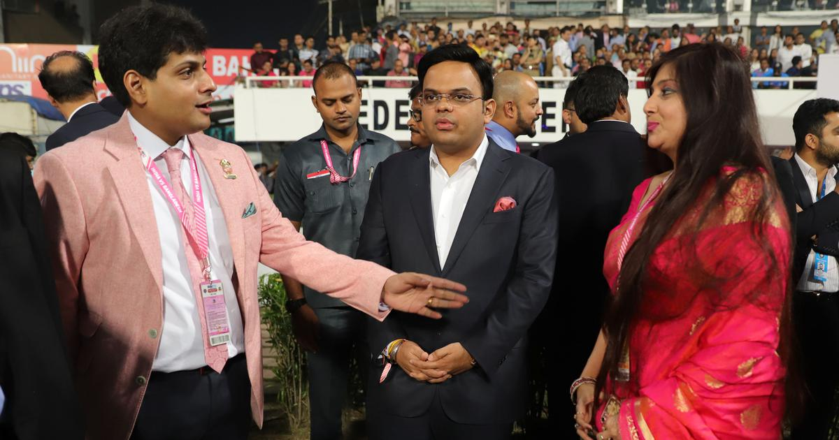 Everybody has to be judged as individuals: Ganguly defends elevation of Jay Shah as BCCI secretary