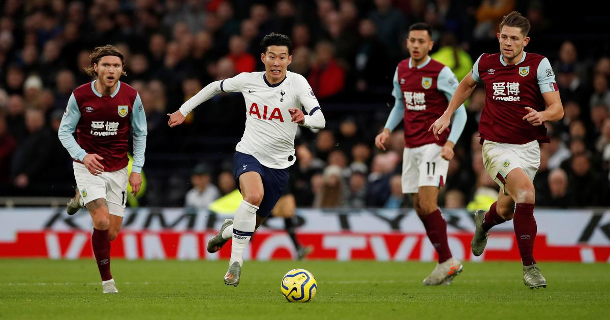 I put my booster on: Tottenham Hotspur's Son Heung-min on wonder goal against Burnley