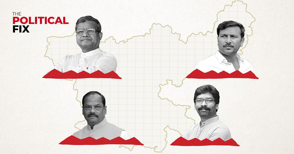 The Political Fix: Will the crowded electoral field work to the BJP's advantage in Jharkhand?
