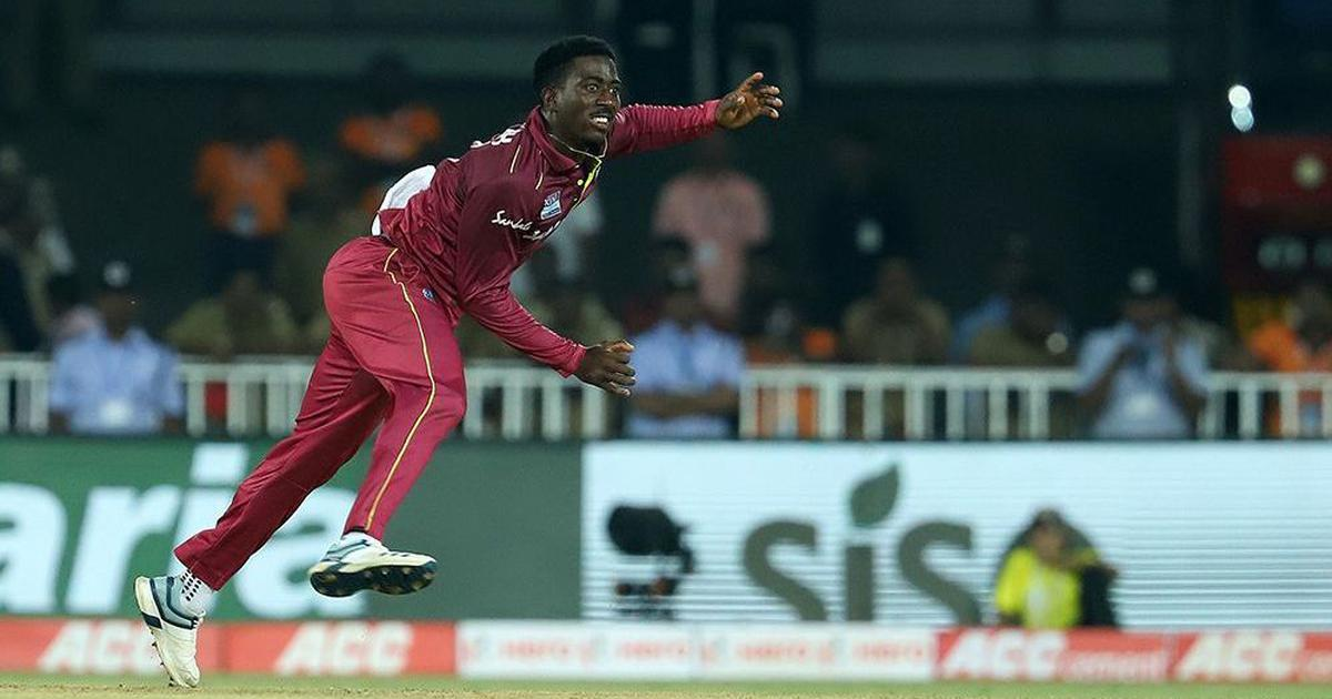 Cricket: Joseph takes four wickets before tailenders earn thrilling win for West Indies over Ireland