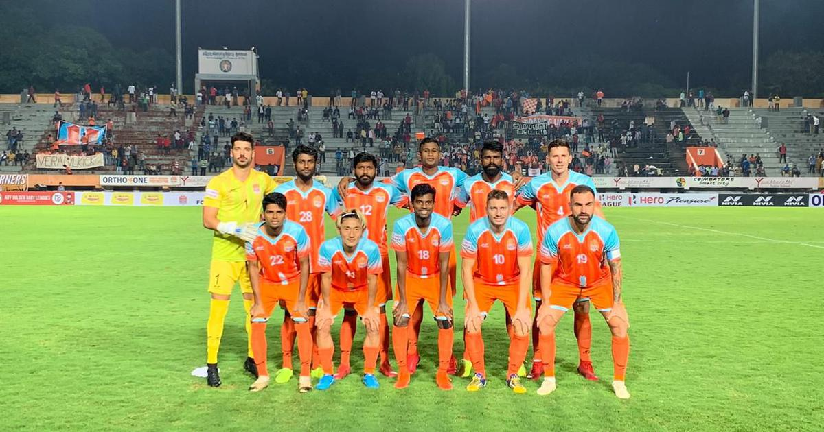 I-League: Chennai City favourites against Punjab, East Bengal search for first win of season