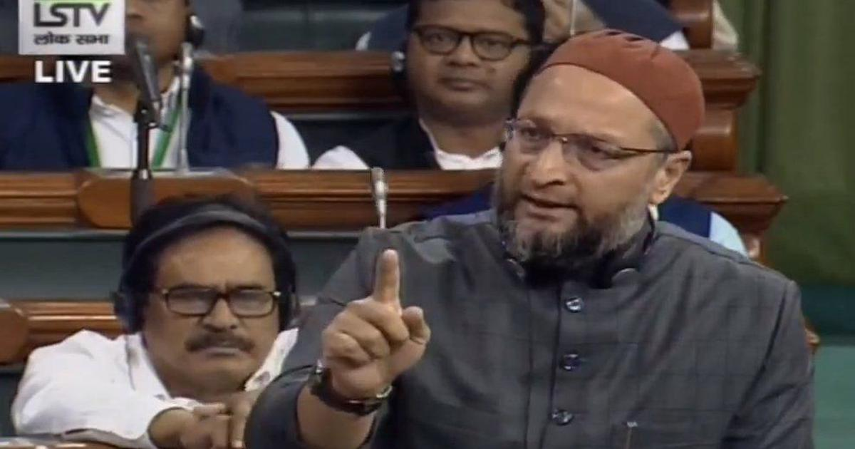 Parliament: Centre will have to let go of its ego and repeal farm laws, says AIMIM chief