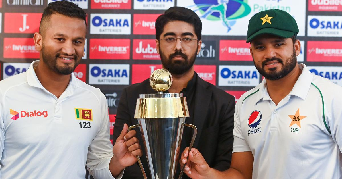 'Historic occasion': Captains Azhar, Karunaratne excited for first Test in Pakistan in 10 years