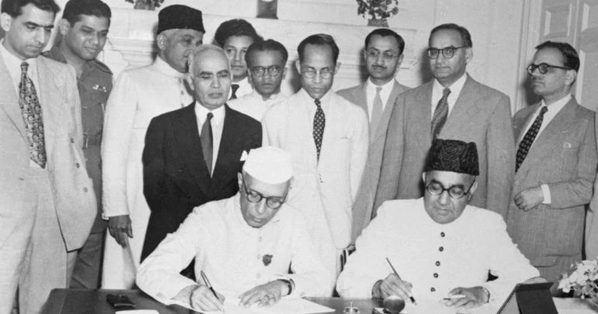 The Nehru-Liaquat Pact failed refugees from Bangladesh – but so would the Citizenship Bill