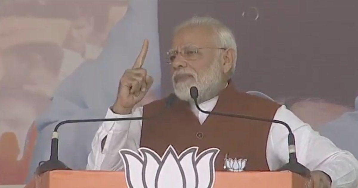 Jharkhand: Congress and JMM converted coal to palaces, left people in huts, says PM Modi at rally