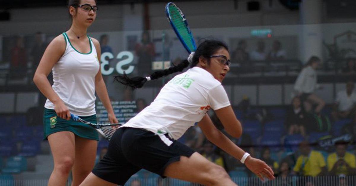 Squash: Aishwarya Khubchandani, Yash Fadte complete double crowns at CCI Championship