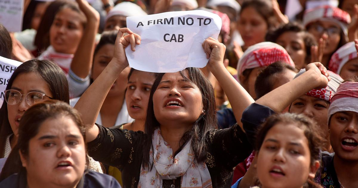 'Protect rights of minorities,' US urges India as protests rage over Citizenship Act