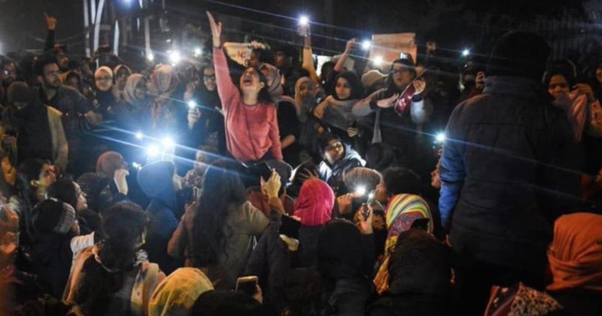 Citizenship Act protests: From Delhi to Shillong, demonstrators hit the streets