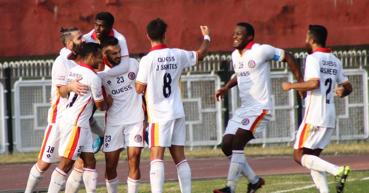 I-League: Top spot at stake for East Bengal as they host newcomers TRAU FC