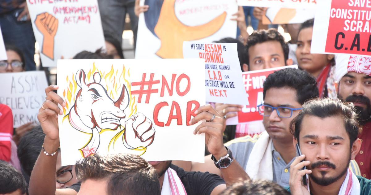 The big news: Internet suspended in Assam till Monday amid CAB protests, and 9 other top stories
