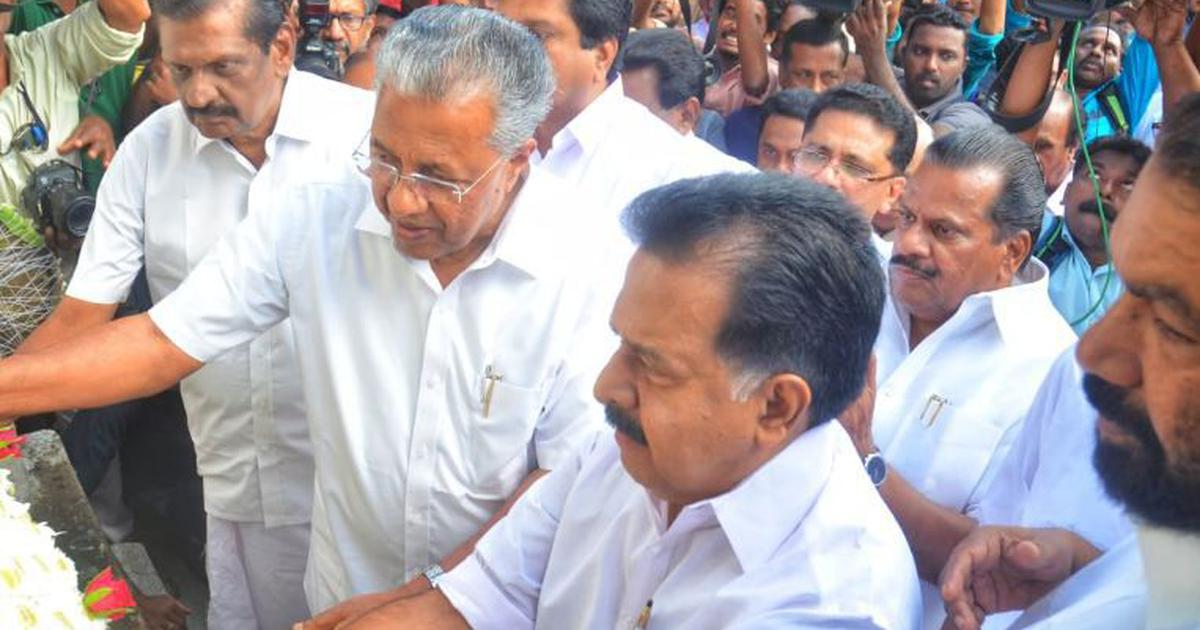 In rare move, Kerala's ruling CPI(M) and Congress join hands to protest Citizenship Act