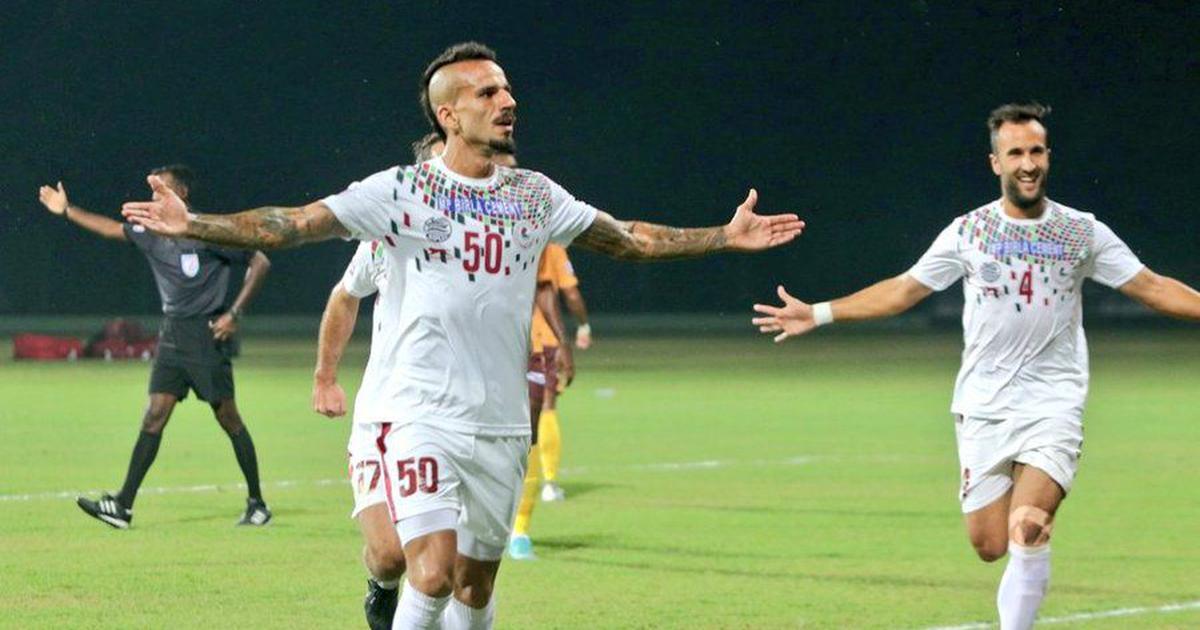I-League: Mohun Bagan ride on Gonzalez brace to down Gokulam Kerala, Punjab FC see off Indian Arrows